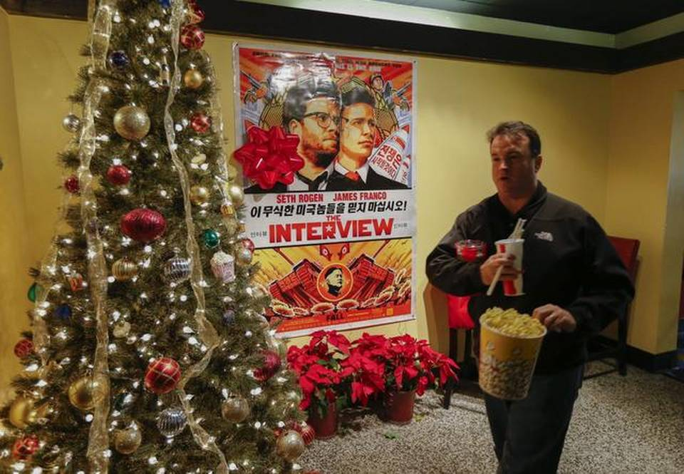 Se agotan las entradas para «The interview» en 300 cines de EE.UU