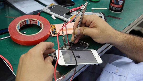 La carga inalámbrica del iPhone 8 se muestra en unas imágenes