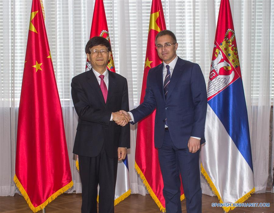 China y Serbia prometen mayor cooperación en seguridad