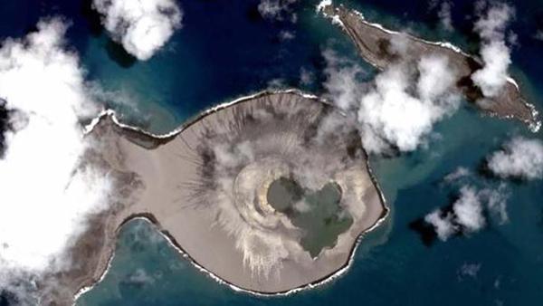 Una isla ofrece las claves para buscar vida en Marte