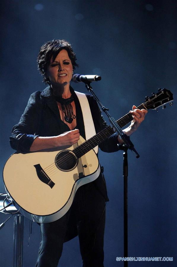 Fallece vocalista de The Cranberries en Londres