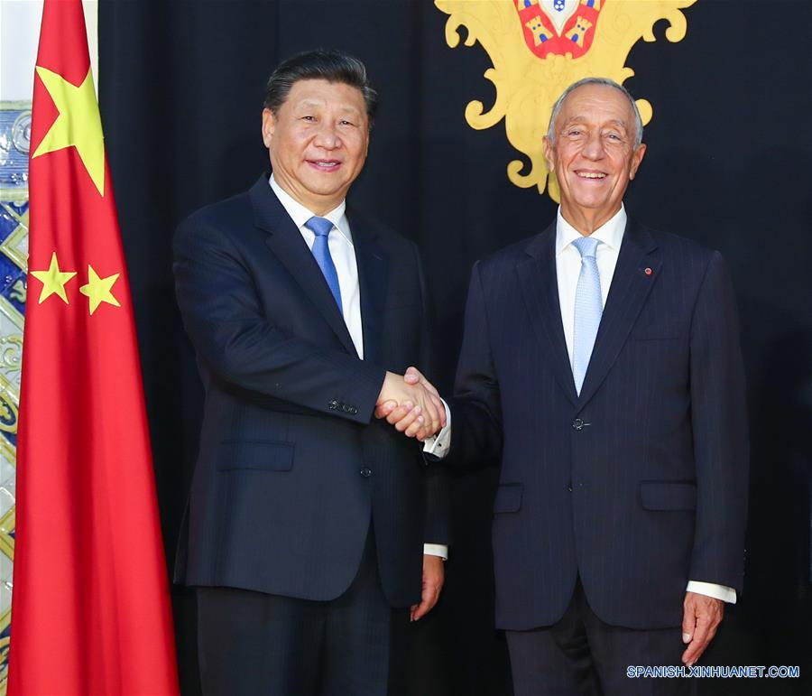China y Portugal acuerdan buscar mayor progreso de cooperación