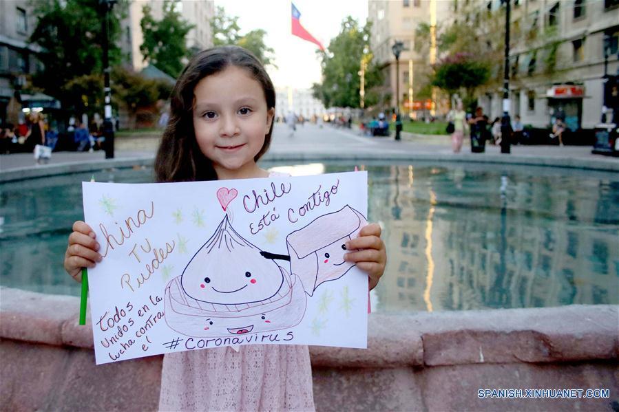 Especial Ninos De America Latina Expresan Con Dibujos Su Apoyo Al