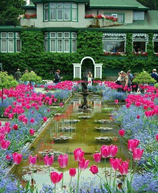 Nueve jardines m s bonitos del mundo 3 - Jardines mediterraneos fotos ...